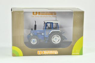 Universal Hobbies 1/32 Farm issue comprising Ford 7810 (first version) Tractor. Previously on