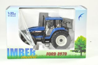 ROS 1/32 Farm issue comprising Ford 8970 Tractor. Limited Edition for Imber Models. Previously on