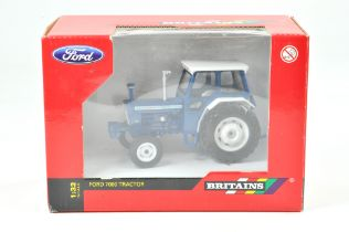 Britains 1/32 Farm issue comprising Ford 7000 Tractor. Previously on display, the model appears very