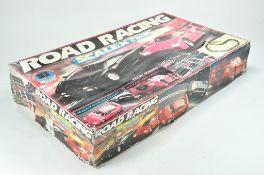 Scalextric Road Race - Ferrari - Lamborghini Set. With cars and accessories inc track etc. Not