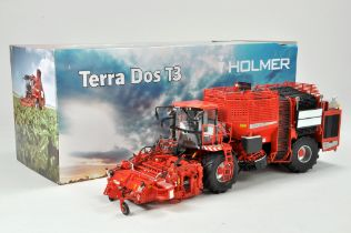 ROS 1/32 Farm issue comprising Holmer Terra Dos T3 Sugar Beet Harvester. Whilst previously on