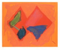 JOHN HOYLAND RA [1934-2011] - Estimates to follow.. Fly Away, 1981. etching and carborundum