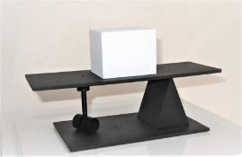 ROY KITCHIN [1926-97]. Artic 11, 1980. wood construction, unique maquette for the large steel