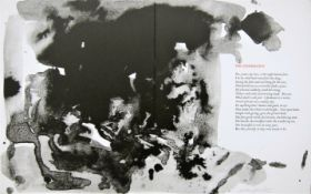 WILLIAM JOHNSTONE [1897-1981]. Abstract [The Conqueror], 1981. lithograph, 22/50. Inspired by