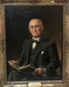 """FRANK ERNEST BERESFORD (1881-1967) """"B.H. Binder, Esq., F.C.A."""
