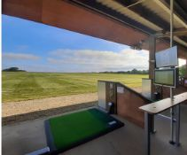 Time to improve your golf. One hour hire of the Top Tracer private bay for up to 3 people.