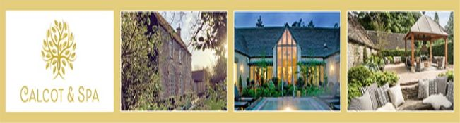 Fantastic champagne afternoon tea for two at Calcot Manor. Donated by Howard Davies.