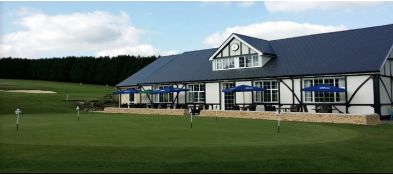 A round of golf for 3 at Cirencester Golf Club accompanied by a Club Professional,