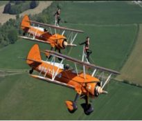 Come Fly With Us Join the Aerosuperbatics Wing Walking Team.