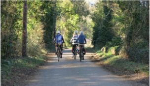 A Wonderful Day Out Hire of 2 e-Bikes from Cotswold e-Bikes for a day as well as the Garmin cycling