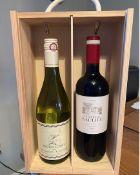 Fine Wines to Savour A bottle of Haut Medoc (red) Comte de Banlieu 2018,
