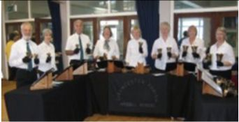 A unique experience with Cirencester Parish Handbell Ringers.