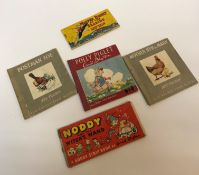 """A collection of various toys and books to include strip books including ENID BLYTON """"Mary Mouse"""
