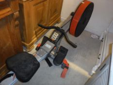A V Fit rowing machineCondition ReportFor extra details on the model see images. Other wise