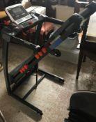A JLL running machine