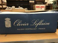 Beaune, Clos des Monsnières Olivier Leflaive 2018 x 12 bottles (boxed)
