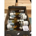 Oyster Bay Sauvignon Blanc 1995 x 10 bottles and 1992 x 5 bottles