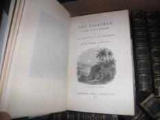 "SIR WALTER SCOTT ""The Waverley Novels"", 19 volumes, published Adam & Charles Black, Edinburgh"