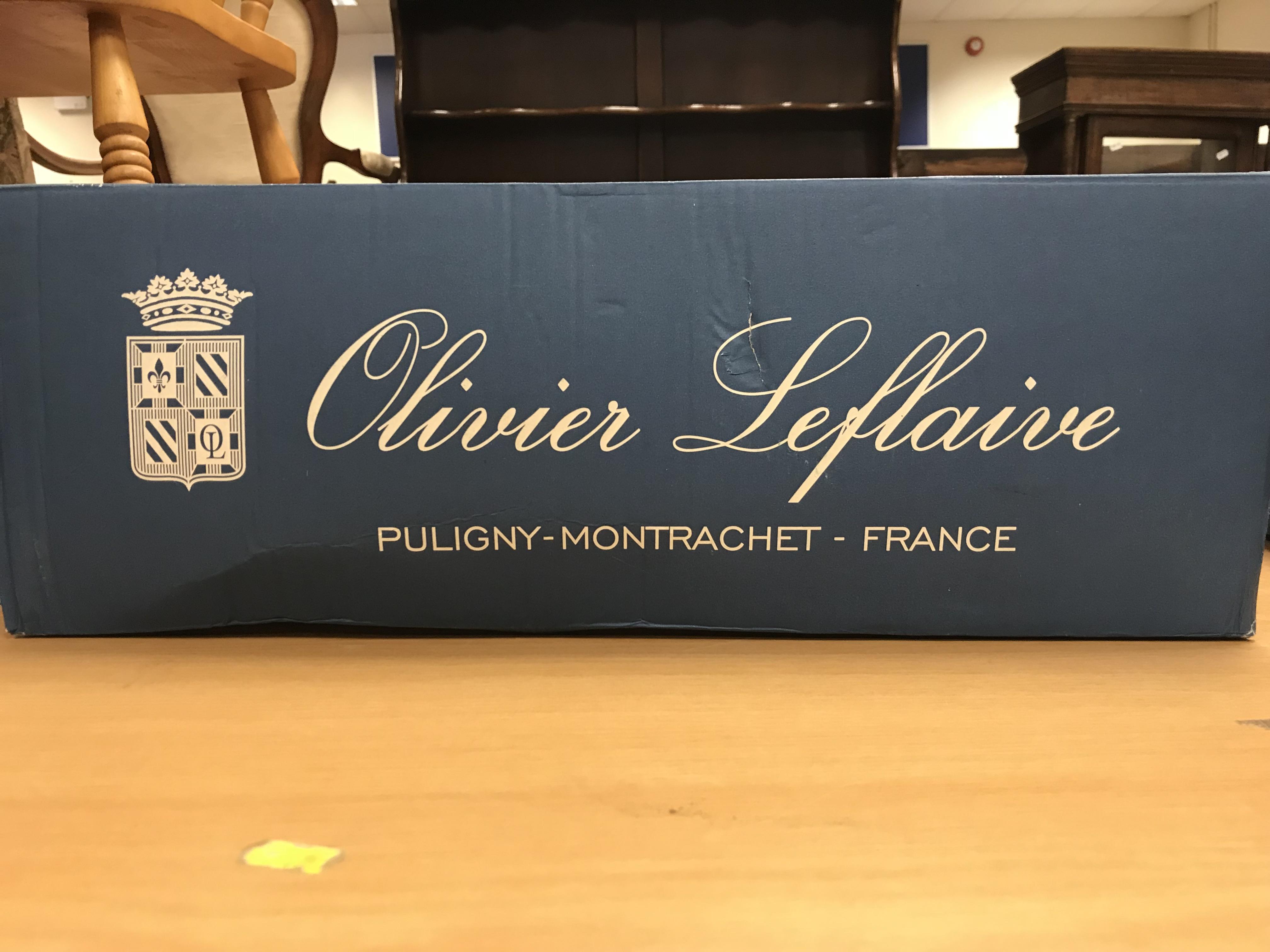 Beaune, Clos des Monsnières Olivier Leflaive 2017 x 12 bottles (boxed)