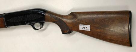 """A Beretta Model A.301 12 bore shotgun, single barrel, 27.25"""" barrel (No. D07423E)(Requires"""