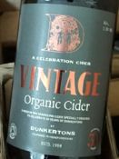 Tour for two people of Dunkerton's Cidery and Shop, Cheltenham,