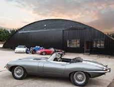 A drive in a classic car - Choose from an E-type Jag, 1969 MGB Roadster, or a Mark 1 Range Rover.