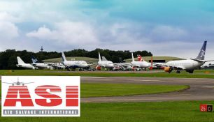 Tour for 2 of Air SaIvage International's operation at Cotswold Airport-gifted by Air Salvage
