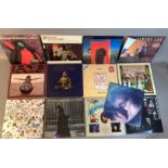 A quantity of LP's to include: Neil Young - After the Goldrush, Neil Young - Decade, Albert Lee -