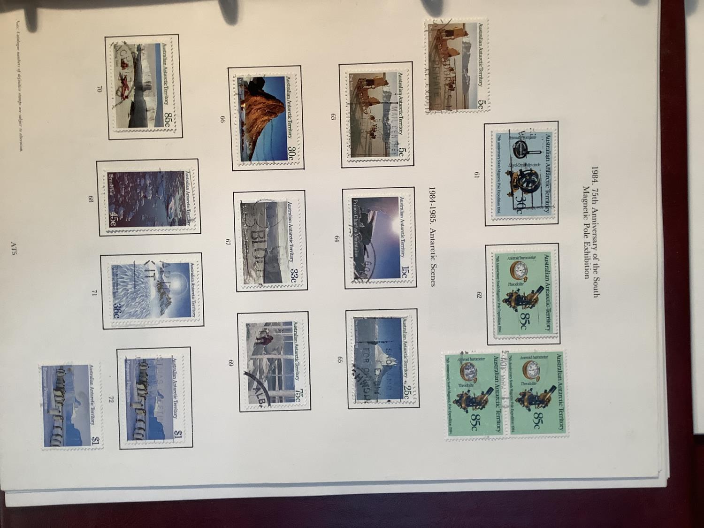 Two SG Australia stamp albums, Australian states for 1856 to 1913, Kangaroos though 20th century - Image 7 of 7
