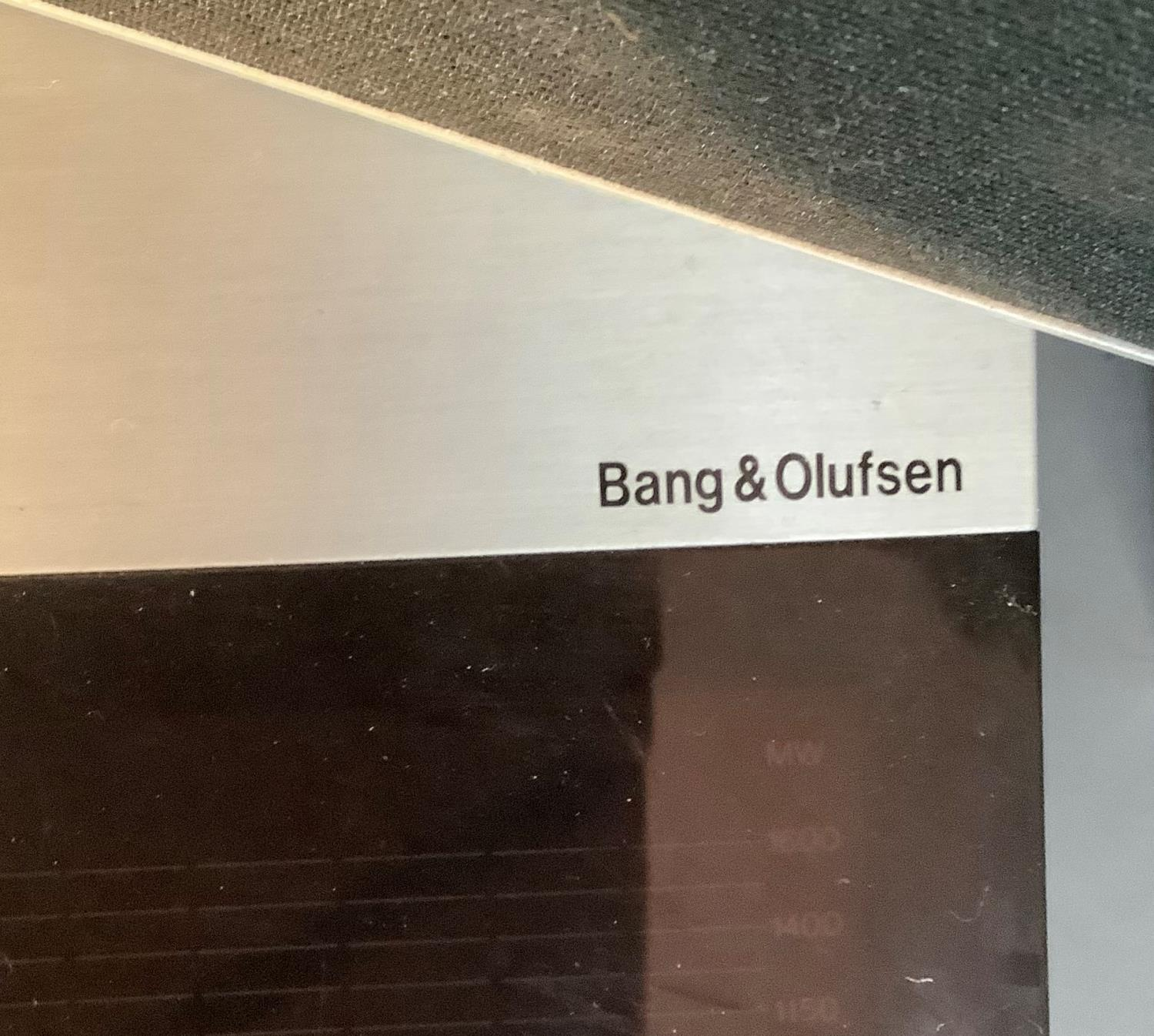 A Bang & Olufsen Beocenter 2200 with pair of Bang & Olufsen Beovox X25 speakers - Image 2 of 3
