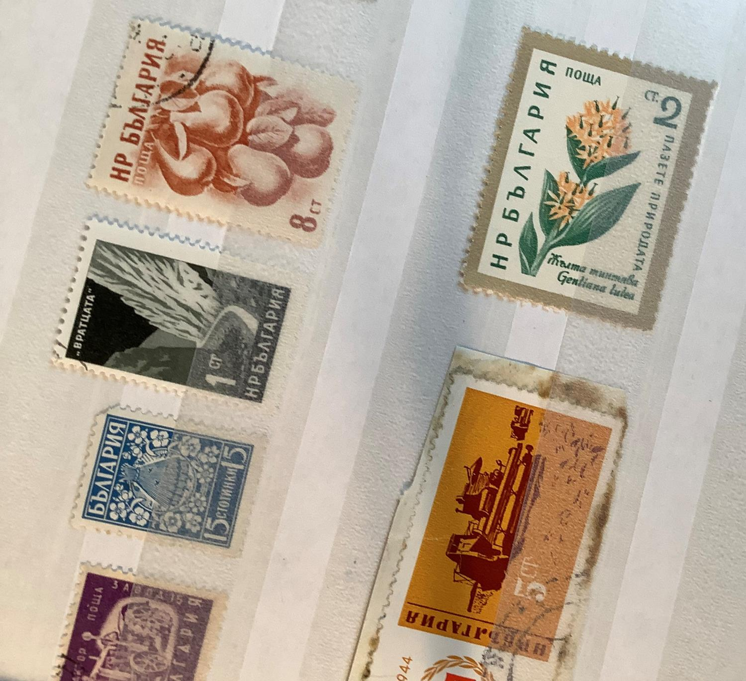 World collection of mixed stamps contained in eight stock books/albums, includes Germany, - Image 6 of 7