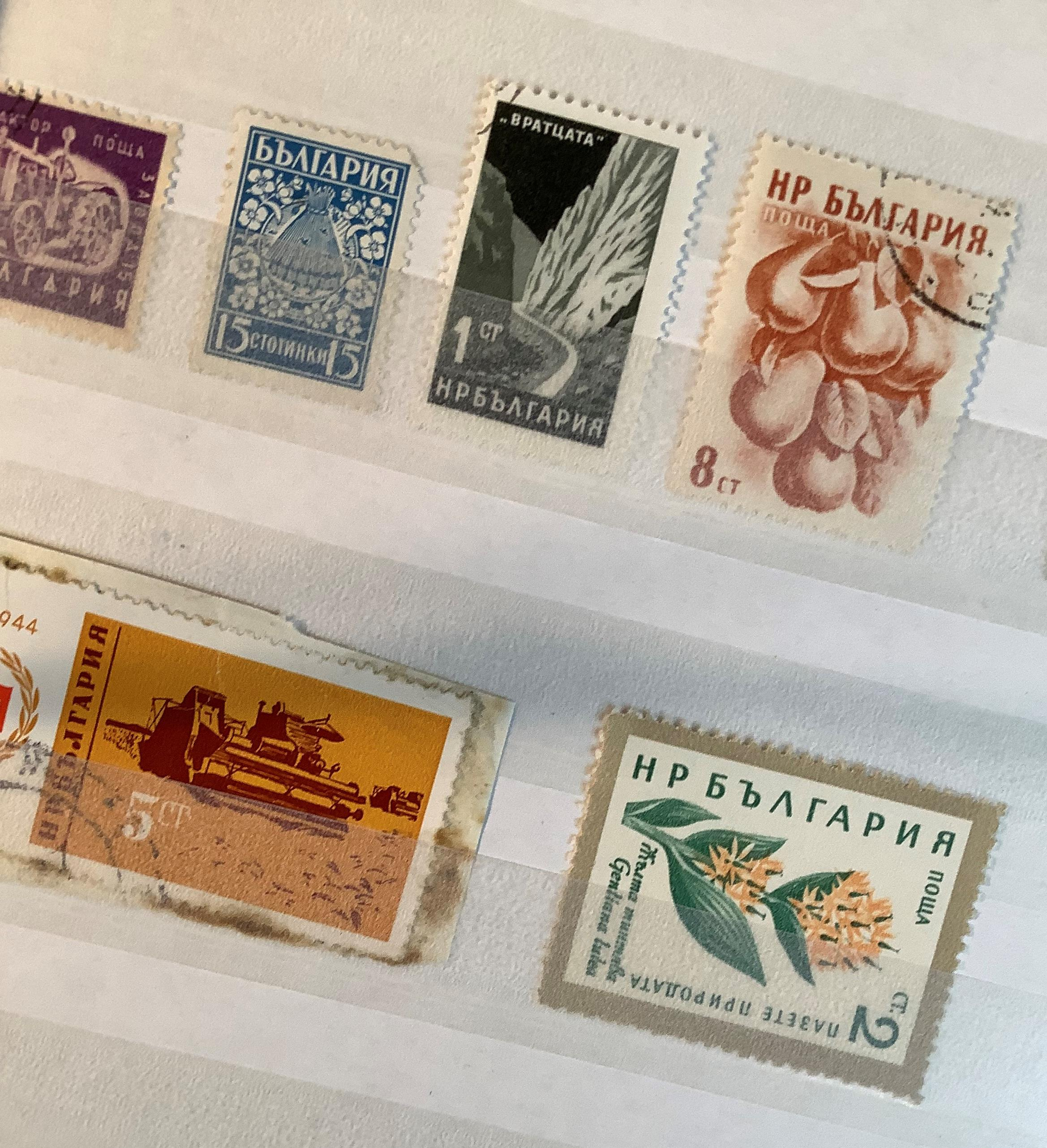 World collection of mixed stamps contained in eight stock books/albums, includes Germany, - Image 7 of 7