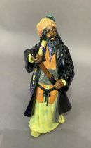 A Royal Doulton figure, Blue Beard, HN2105, 26cm