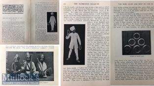 India & Punjab – The Sikh Quoir Manual A loosely bound publication from 1906 titled 'The Sikh