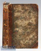 The Schoolmaster And Edinburgh Weekly Magazine 1832 Bound volume of that years magazines starting