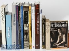 Selection of Photography/Camera Books to include Photography, Paris in 3D, Cinema, A Photographic