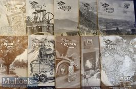 Automotive - The Riley Record Magazines 1948 onwards to include Oct 1947 - Mar 1949, May 1949 –