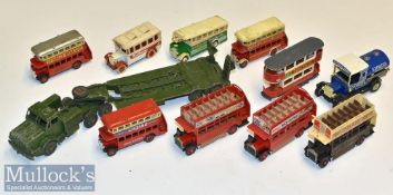 Quantity of Diecast Toys a mixed variety including Guiltoy Aston Martin, Dinky DY-S 10 1950 Mercedes