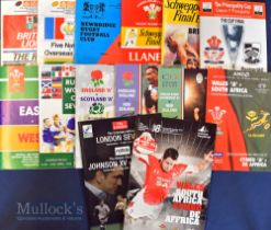 1986-2005 Mixed Bag of Special Rugby Programmes (15): British Lions v The Rest & Five Nations v