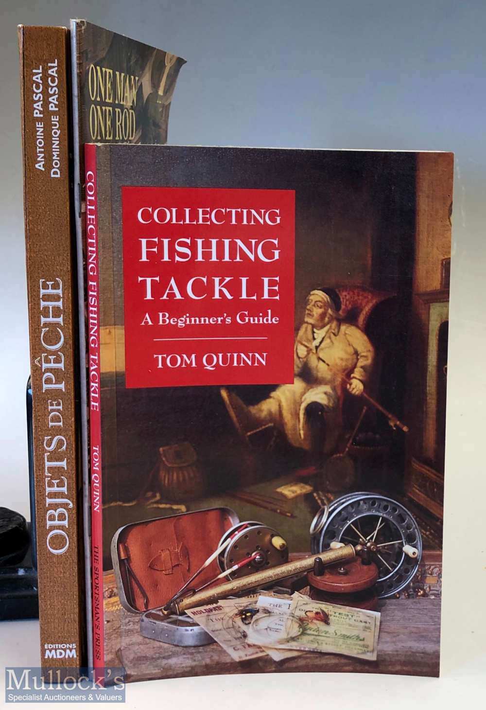 Fishing reference/collecting books featuring Steve Woit (Signed) The World of Fly Fishers and - Image 2 of 2