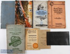 Mixed Selection of Shooting and Gun Catalogues incl Parker-Hale catalogues for 1938, 1940, 1958,
