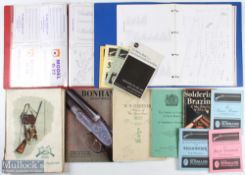 Mixed Selection of Guns and Shooting Books and Booklets incl Norman's of Framlingham beginner and