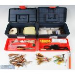 Mixed Selection of Fishing Flies and Accessories incl selection of assorted trout flies and lines