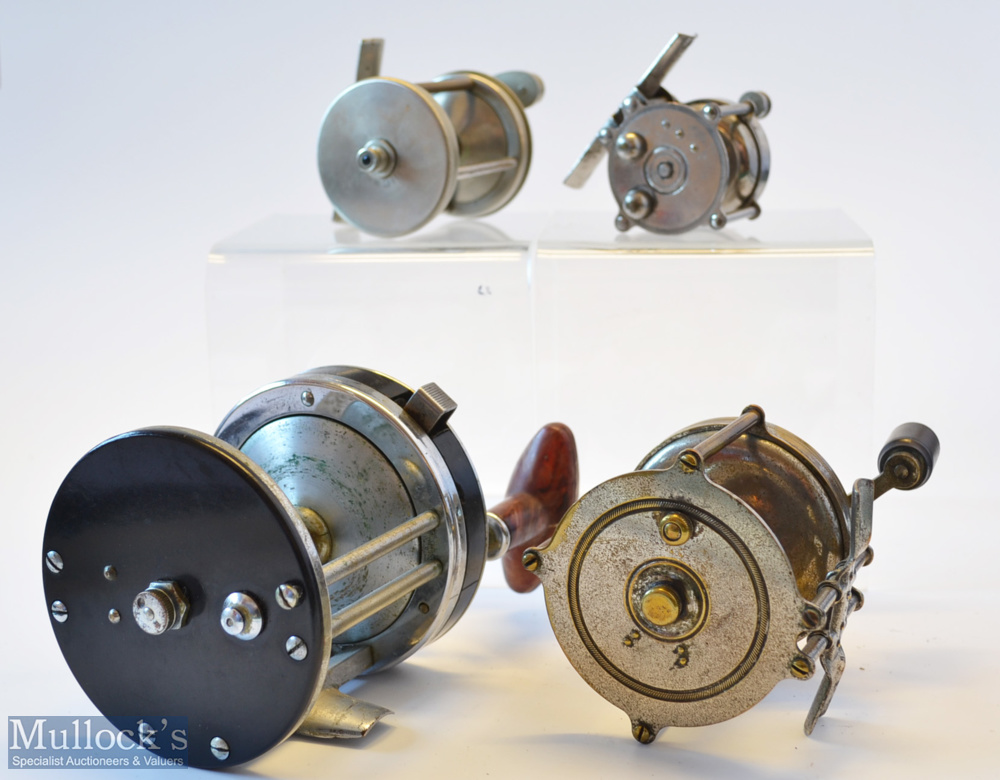Collection of Various American Multiplying Reels from brook to sea fishing (4) – Pflueger Capitol - Image 2 of 2
