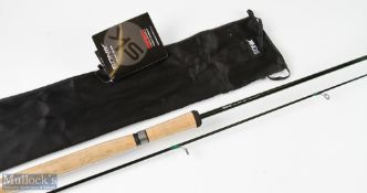 Sonik SK3 XTR spinning rod 8ft 2pc 10-30g CW new plastic on handle and label, MCB