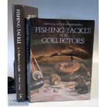 Turner, Graham (Signed) Fishing Tackle A Collector's Guide 1989 1st ed, HB with DJ together with
