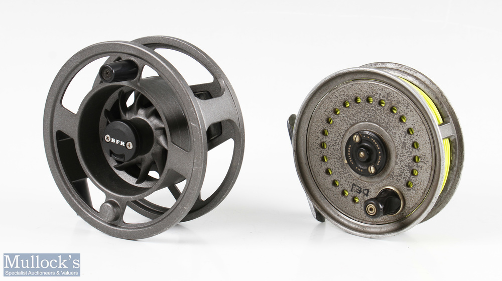 Dragonfly LA Cartridge IV fly reel with backplate tensioner, quick release drum, spare cartridge - Image 2 of 3