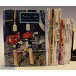 15x Abu Napp Och Nytt Catalogues – Swedish version of Tight Lines – features 1960, 62, 67, 69, 70,