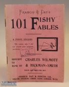 """Wilmott, C & Hickman-Smith – """"Francis Day's 101 Fishy Fables"""" c1900, with original pink paper"""