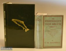 """2x Fishing Books – Coleby, R. J. W. """"Regional Angling Literature"""" 1979 1st edition of an edition"""